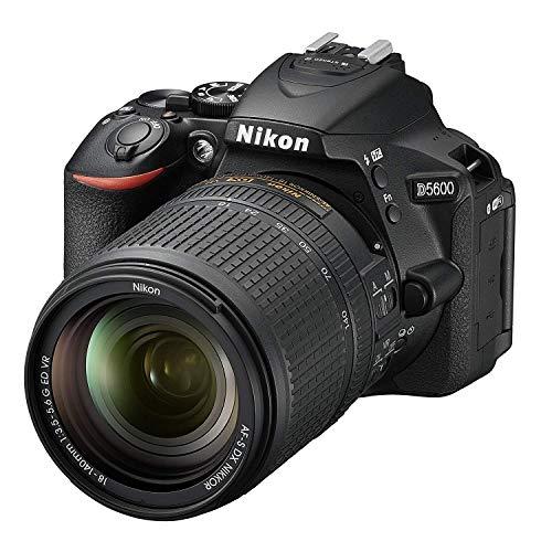 Nikon デジタル一眼レフカメラ D5600 18-140 VR レンズキット ブラック D5600LK18-140BK