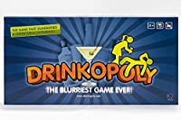 Drinkopoly - The blurriest game ever! [並行輸入品]