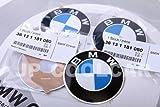 【BMW純正】 BMW ホイールエンブレム 65mm 1枚