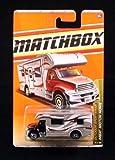 Best マッチボックス車 - おもちゃ MBX MOTOR HOME * Burgandy ブルガンディ * Review