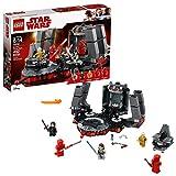 LEGO Star Wars Snoke's Throne Room Building Kit (492 Piece), Multicolor