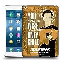 オフィシャルStar Trek Only Child Data アイコニック・フレーズ(Tng) iPad Air (2013) 専用ハードバックケース