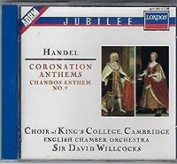 Coronation Anthems / Chandos Anthem 9