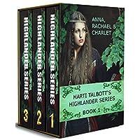 Marti Talbott's Highlander Omnibus, Books 1 - 3 (Marti Talbott's Highlander Series) (English Edition)