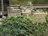 日本100名城 紀州和歌山城  お城 模型 ジオラマ完成品 450mmサイズ (450)