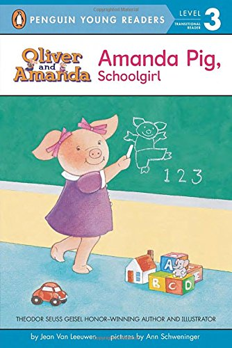 Amanda Pig, Schoolgirl (Oliver and Amanda)の詳細を見る