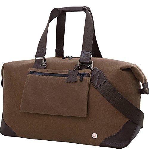 トーケン バッグ スーツケース Lafayette Waxed Duffel Bag Field Tan [並行輸入品]