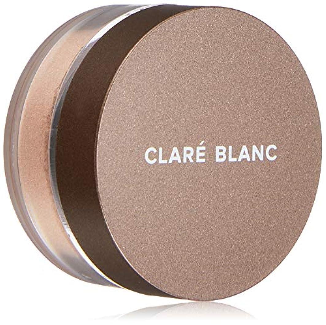 ロードブロッキングリーク青CLARE BLANC(クラレブラン) ミネラルアイシャドウ 847 BARE