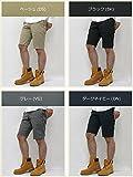 メンズ スリムパンツ (ディッキーズ) Dickies ハーフパンツ 11インチ スリム フィット ワーク ショーツ 男性用 メンズ サイズ34 グレー