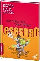 Brockhaus Scolaris Lesespass: Ein Oger bei den Elfen: Lesestufe 2
