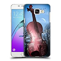 オフィシャル Mark Ashkenazi バイオリン ミュージック Samsung Galaxy A5 (2016) 専用ハードバックケース