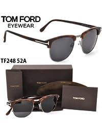 TOM FORD(トムフォード)サングラス:有名人多数愛用の大人気ブランド!!HENRY(ヘンリー)TF0248 52A 51