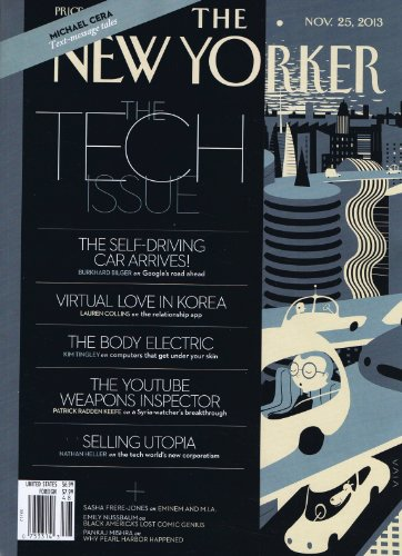 The New Yorker [US] November 25 2013 (単号)