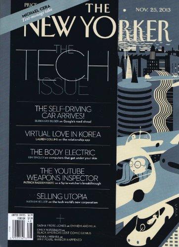 The New Yorker [US] November 25 2013 (単号)