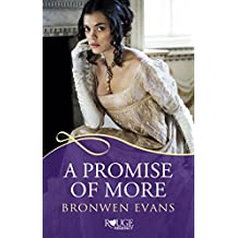 A Promise of More: A Rouge Regency Romance: (Disgraced Lords #2)