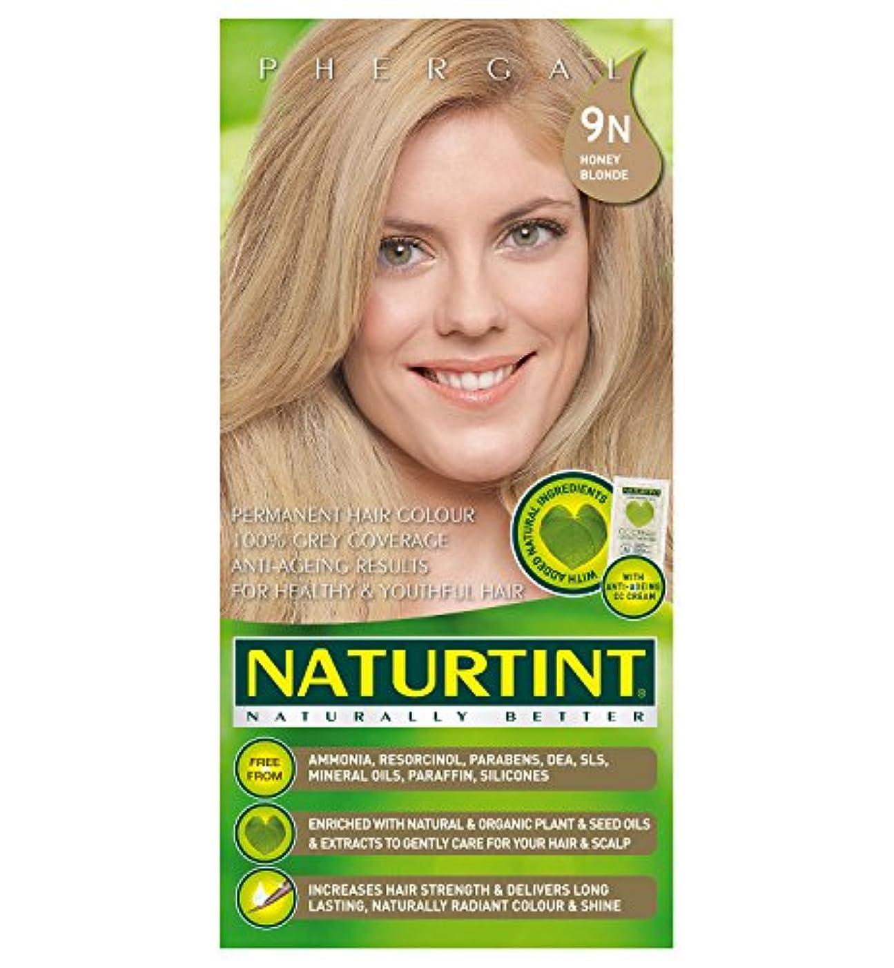 る露骨な教育者Naturtint Hair Color 9N Honey Blonde Count (並行輸入品)