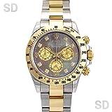 [ロレックス]ROLEX腕時計 デイトナ ブラックシェル/ダイヤ Ref:116523NG メンズ [中古] [並行輸入品]