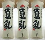 老舗豆腐店の無調整豆乳 270ml 10袋 (非遺伝子組換え大豆)(佐賀県産)