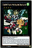 Yu-Gi-Oh! - Majester Paladin, the Ascending Dracoslayer (PGL3-EN079) - Premium Gold: Infinite Gold - 1st Edition - Gold Rare