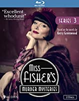 Miss Fisher's Murder Mysteries: Series 3 [Blu-ray] [Import]
