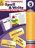 Spell & Write, Grade 2 (Skill Sharpeners Spell & Write)