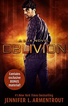 Oblivion (A Lux Novel) by [Armentrout, Jennifer L.]