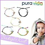 puravida bracelets/プラヴィダ ブレスレット【color:2】puravida/プラヴィダ/ブレスレット/kids baby 赤ちゃん 子ども プレゼント キッズ アクセサリー/シンプル ダンス 衣装 (2)