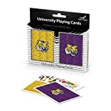 LSU Tigers Team Spirit two-pack Playing Cards
