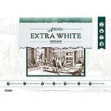 ミューズ 水彩紙 エキストラホワイトブロック 細目 SM 12枚入 FX-4701