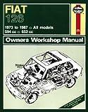 整備書「フィアット 126 (1973-87)」ヘインズマニュアル