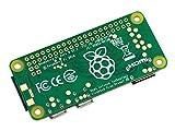 Raspberry Pi Zero WH スターターセット (本体・ケース・ヒートシンク・Mini-HDMIケーブル・OTGアダプター) 画像