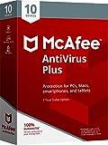 McAfee 2018 AntiVirus Plus - 10 Devices [並行輸入品]