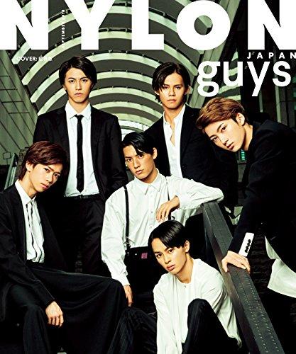 NYLON JAPAN(ナイロン ジャパン) 2018年 9 月号 [雑誌] (表紙:安室奈美恵 / guys表紙:超特急)