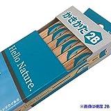トンボ鉛筆 鉛筆 ハローネイチャー かきかた B ドルフィン 1ダース KB-KHNDLB 画像
