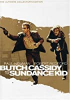 Butch Cassidy & The Sundance Kid [DVD] [Import]