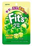 ロッテ Fit'sグミ(マスカット) 44g×10個