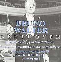 Bruno Walter's Beethoven: Symphony No.3 by Bruno Walter (1993-11-01)