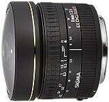 SIGMA 単焦点魚眼レンズ 8mm F3.5 EX DG CIRCULAR FISHEYE キヤノン用 円周魚眼 フルサイズ対応 485276