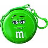 エムアンドエムズ【M&M'S エムアンドエムズラウンドティンケース】 GREEN アメリカ雑貨アメリカン雑貨