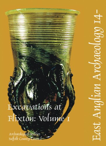 Download Circles and Cemeteries:: Excavations at Flixton (East Anglian Archaeology) 095687472X