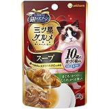 銀のスプーン おいしいスープ パウチ 10歳以上用 まぐろ・かつおにしらすとかつお節入り 40g×12個入