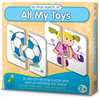 The Learning Journey My First Match It! - All My Toys [並行輸入品]