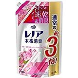 レノア 本格消臭 柔軟剤 フローラルフルーティーソープ 詰め替え 超特大 1320mL