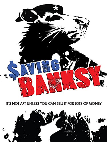 Saving Banksy [DVD]