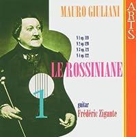 Giuliani: Le Rossiniane Vol 1