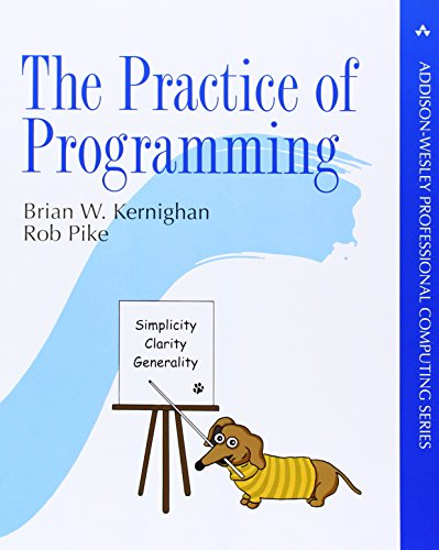 Practice of Programming, The (Addison-Wesley Professional Computing Series)の詳細を見る