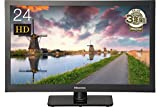 ハイセンス 24V型 ハイビジョン液晶テレビ  -外付けHDD録画対応(裏番組録画)/メーカー3年保証- HJ24K3121