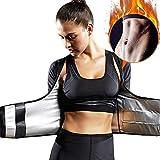 ODAR Sweat Sauna Suit Weight Loss for Women - Fat Burner - Slimming Body Shaper