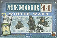 Memoir '44 Winter Wars Expansion Board Game [並行輸入品]