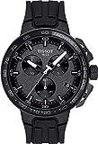 [ティソ] 腕時計 T1114173744103 メンズ 正規輸入品 ブラック